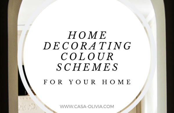 Best home décor colour ideas