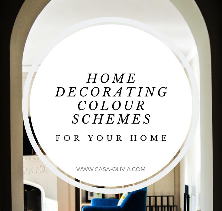 Best home décor colour ideas