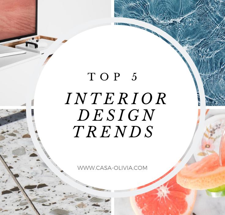 interior design trends uk
